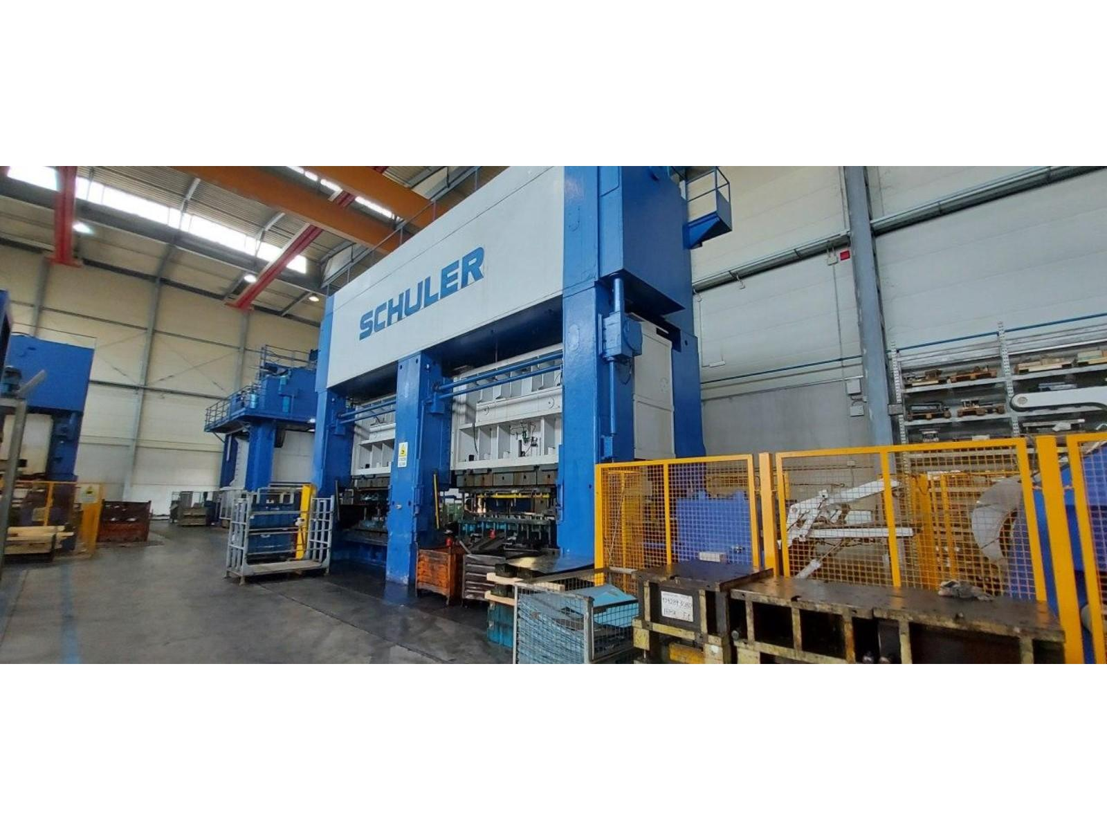 Prasa SCHULER TRANSFER PRESS