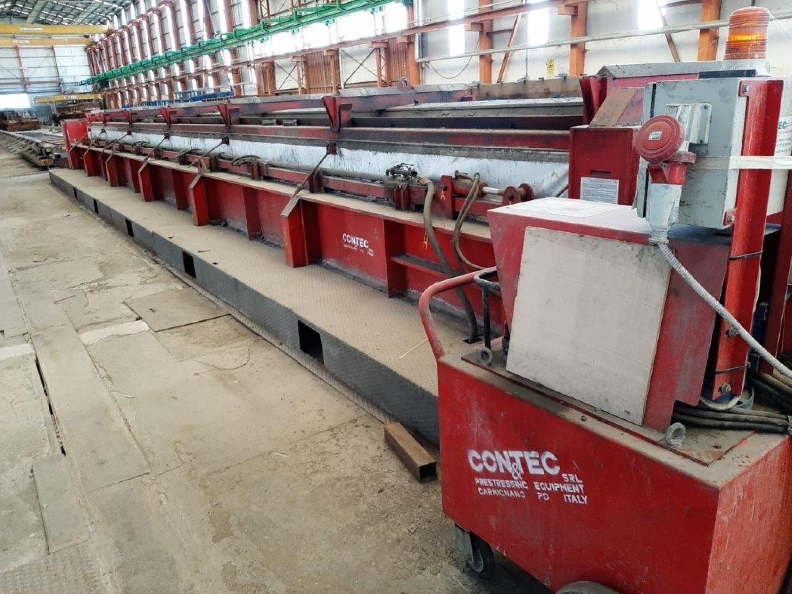 Contec  Cassero componibile 100/120/1457145+ fondelli e sep getto