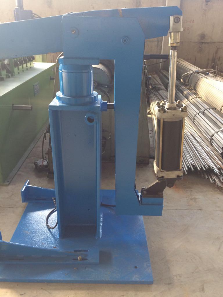 Poważne Rozwijak nawijak do blach w kręgu 8 ton x 1250mm WV87